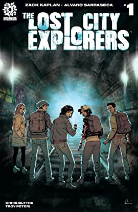 The Lost City Explorers #1