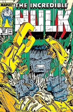 Incredible Hulk (1962-1999) #343