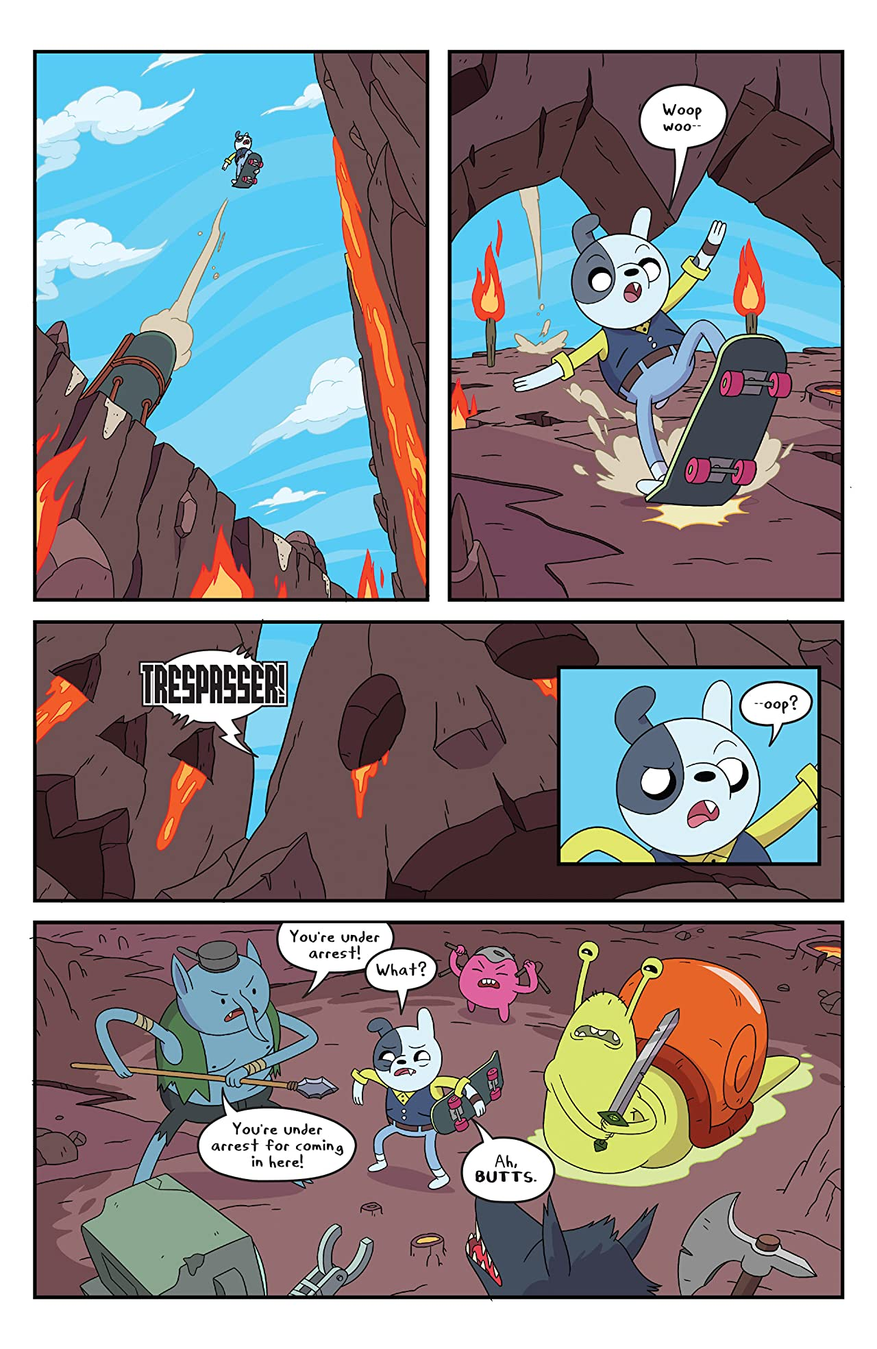Adventure Time #75
