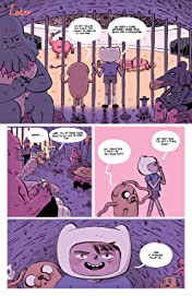 Adventure Time Comics #22