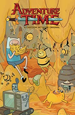 Adventure Time Tome 14