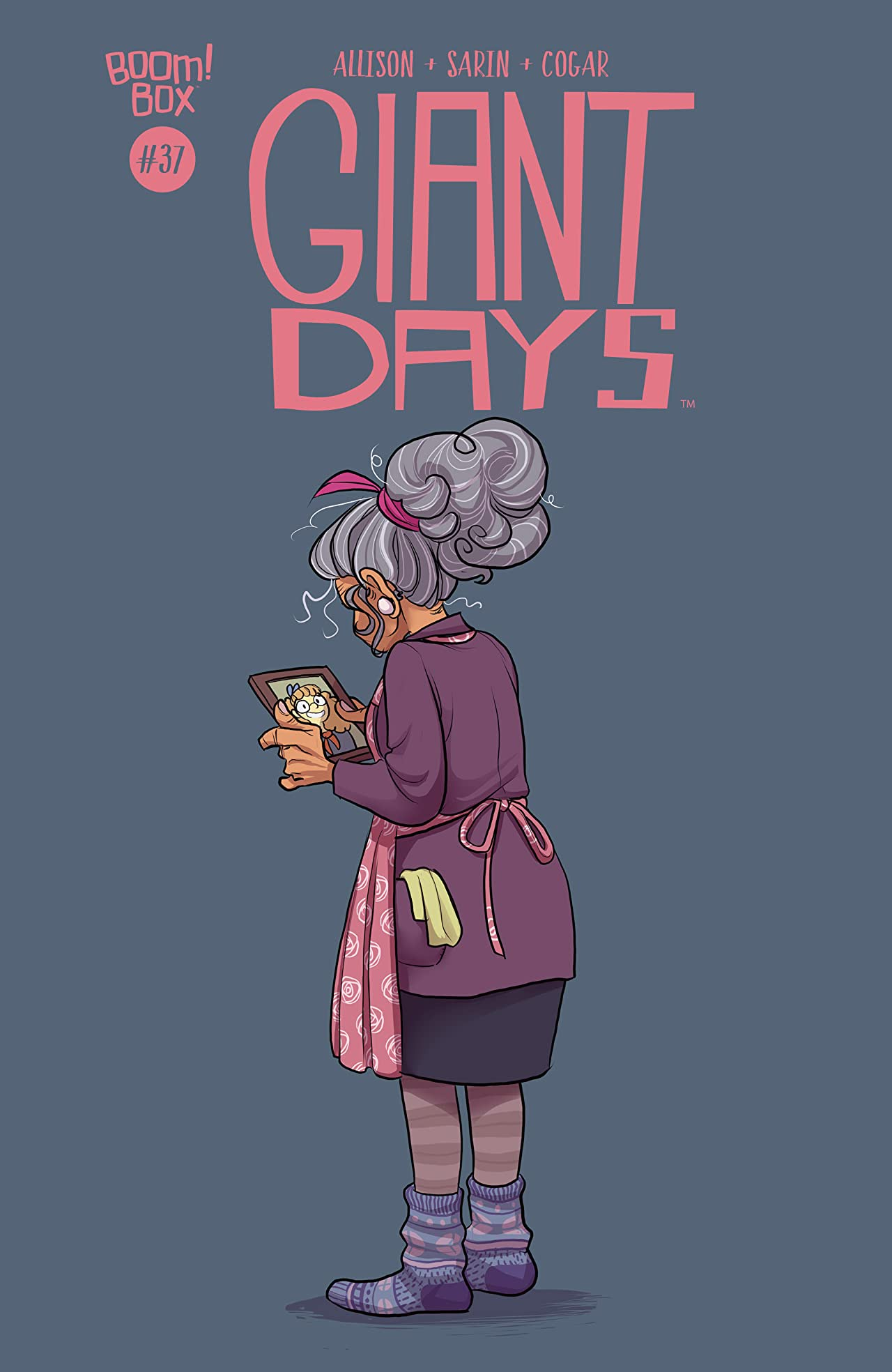 Giant Days #37
