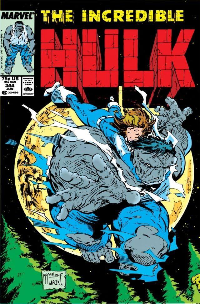Incredible Hulk (1962-1999) #344