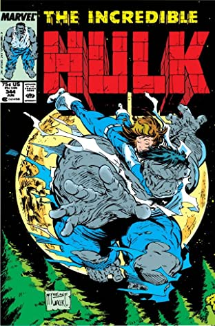 Incredible Hulk (1962-1999) #344