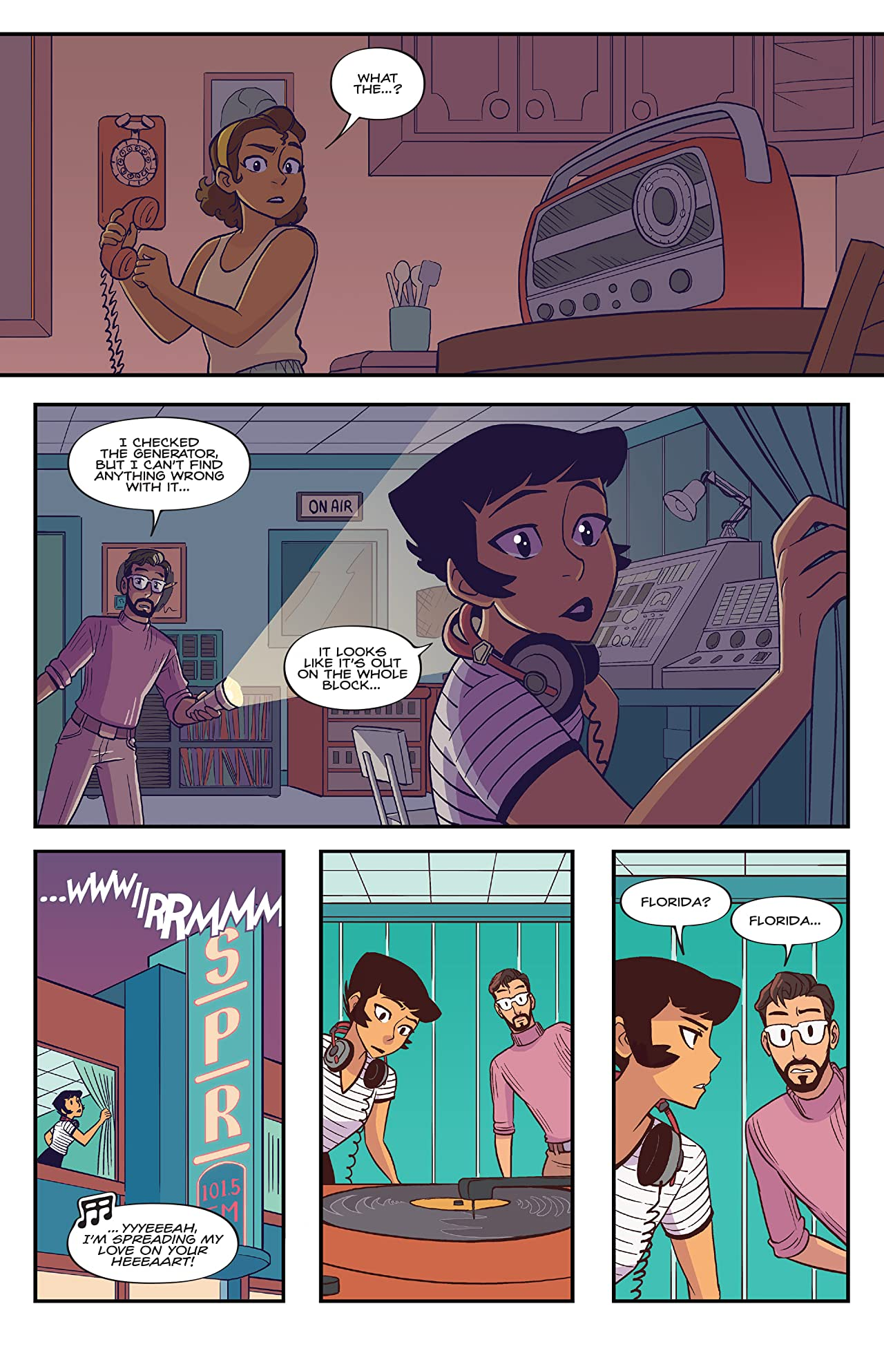 Goldie Vance Vol. 4