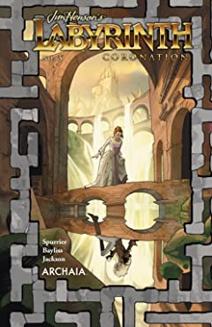 Jim Henson's Labyrinth: Coronation #3