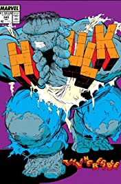 Incredible Hulk (1962-1999) #345