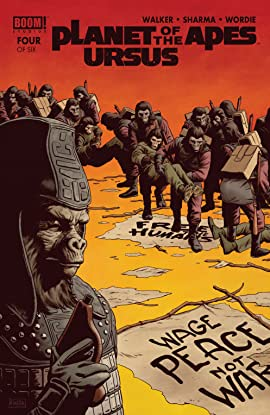 Planet of the Apes: Ursus #4