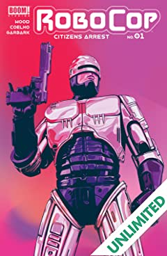RoboCop: Citizens Arrest #1