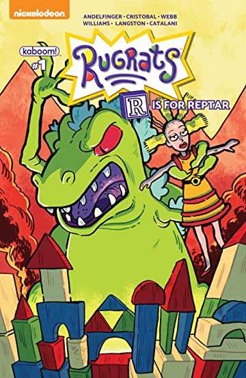 Rugrats: R is for Reptar 2018 Special