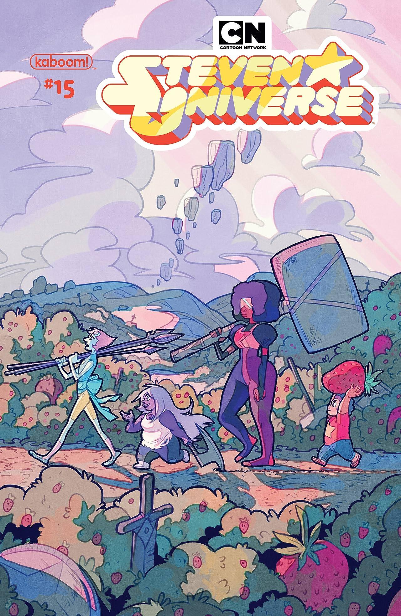 Steven Universe (2017-) #15