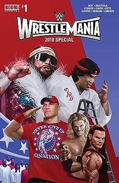 WWE WrestleMania 2018 Special #1