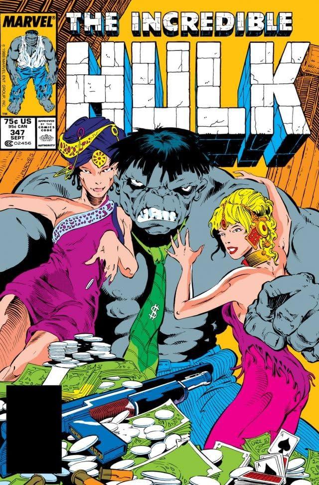 Incredible Hulk (1962-1999) #347