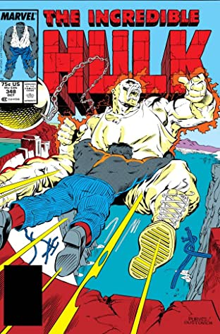 Incredible Hulk (1962-1999) #348
