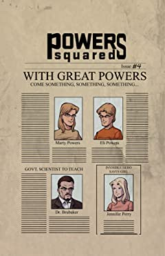 Powers Squared #4
