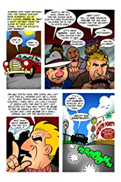 Holy Cow Comics #14