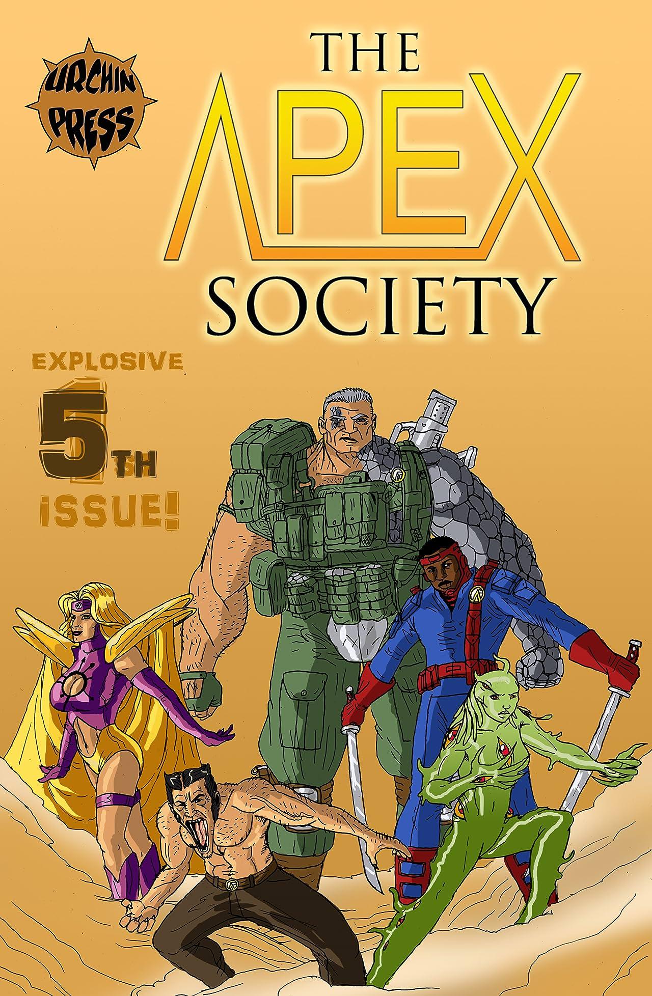 The Apex Society #5