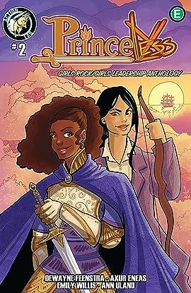 Princeless: Girls Rock/Girls Leadership Anthology #2