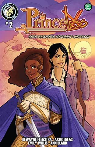 Princeless: Girls Rock/Girls Leadership Anthology #2