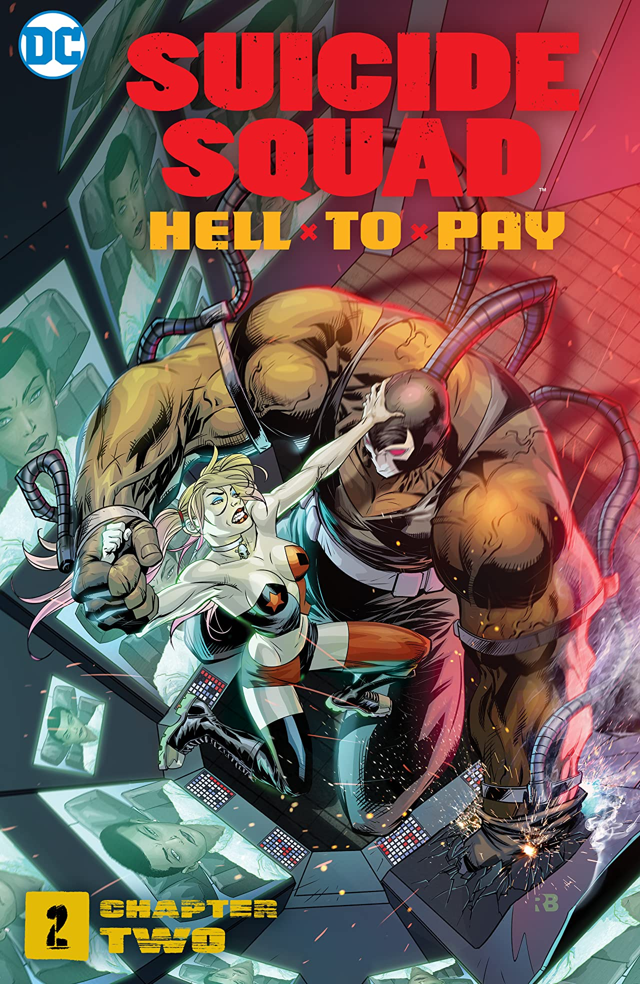 Suicide Squad: Hell to Pay (2018) #2
