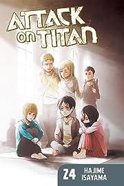 Attack on Titan Vol. 24