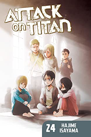 Attack on Titan Tome 24