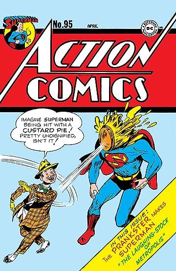 Action Comics (1938-2011) #95