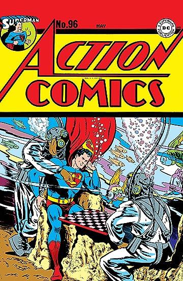 Action Comics (1938-2011) #96