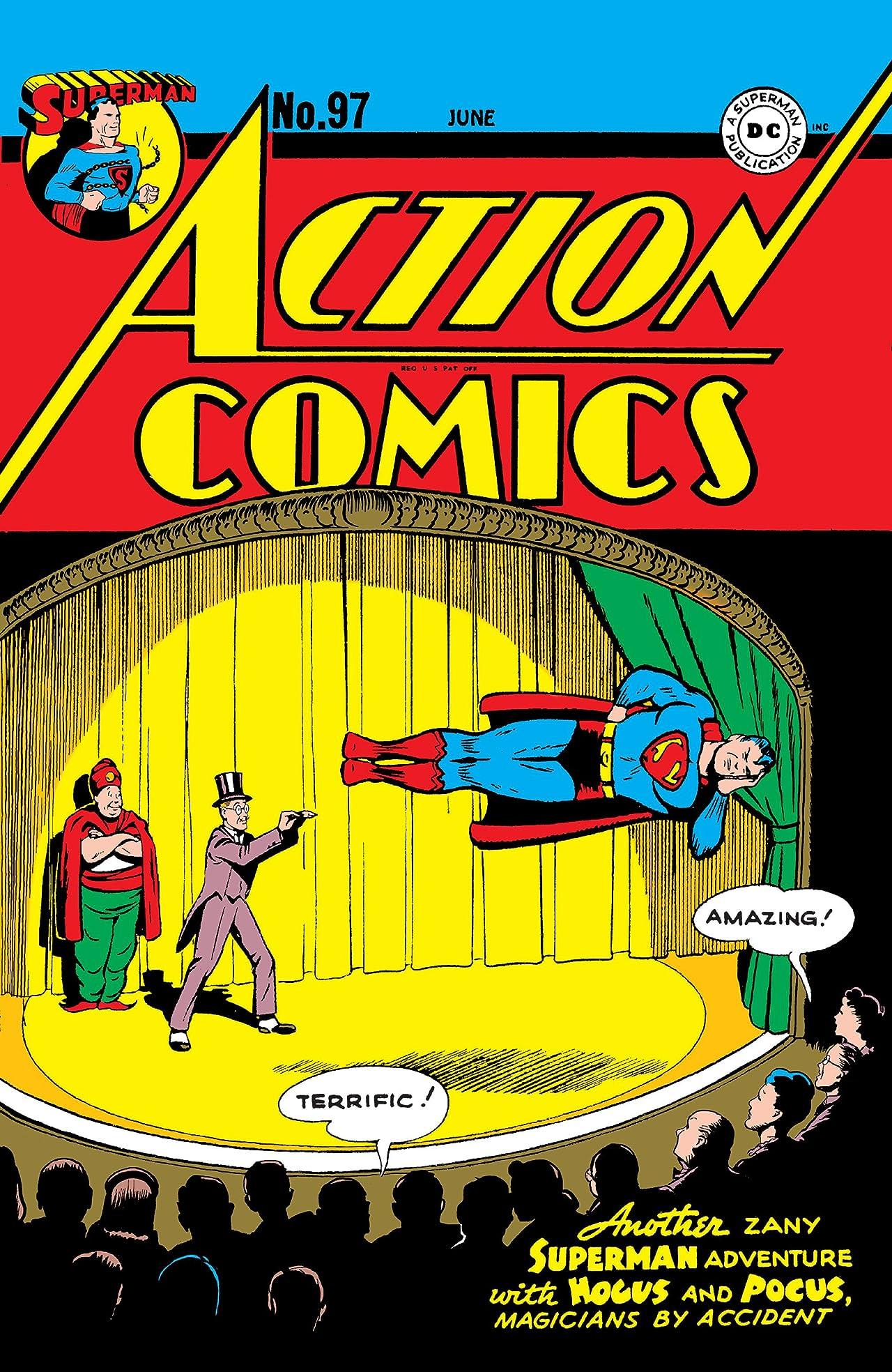 Action Comics (1938-2011) #97