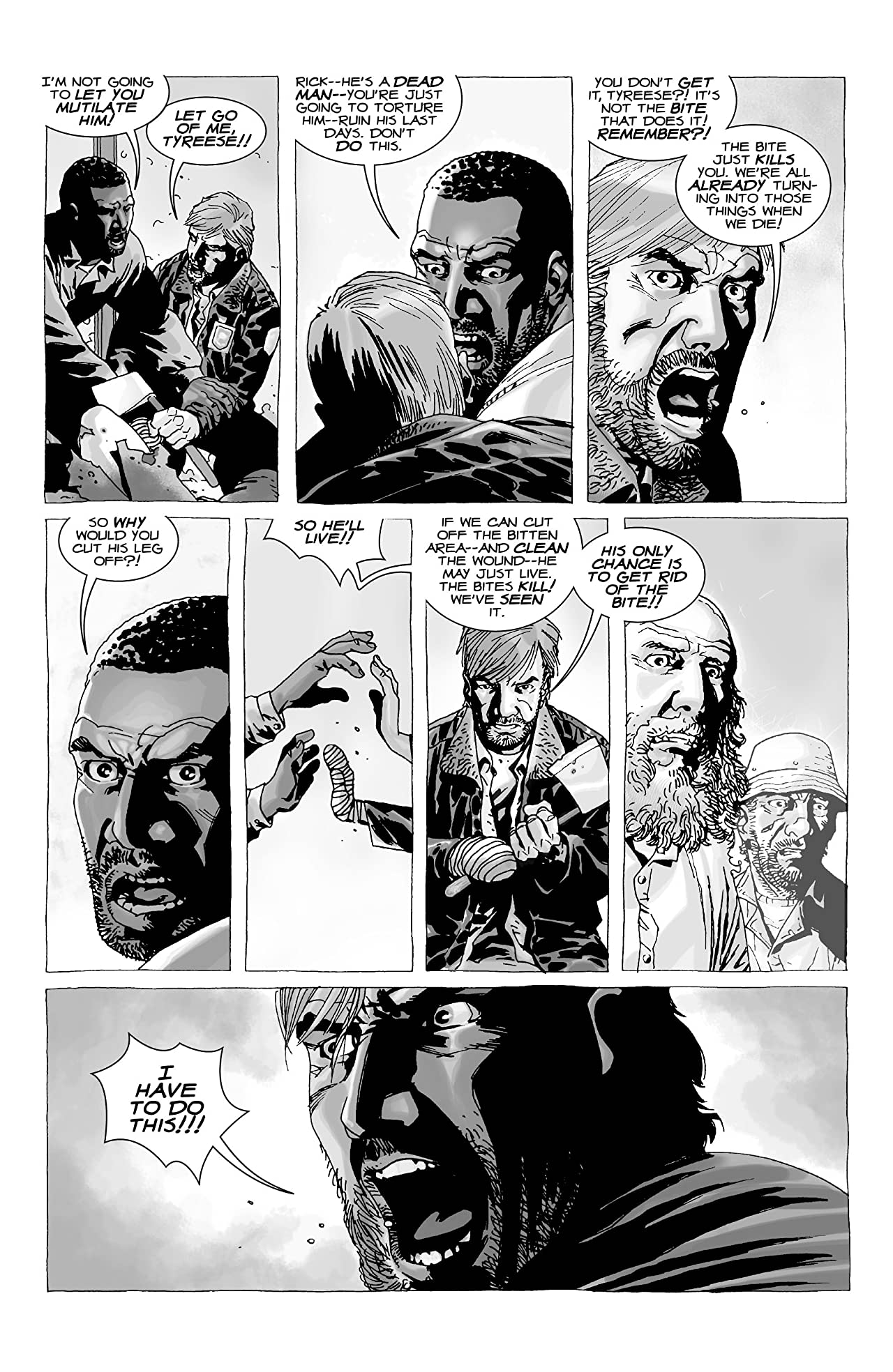 The Walking Dead #21
