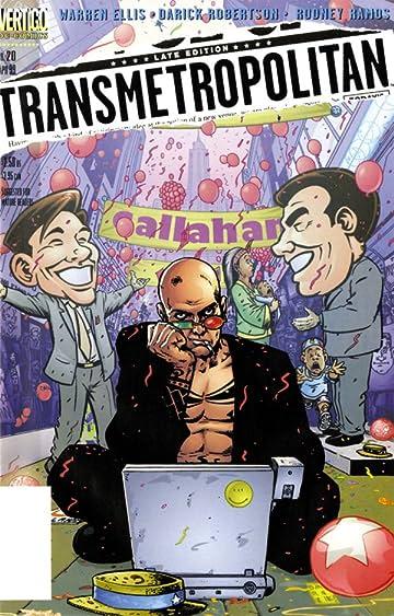 Transmetropolitan #20
