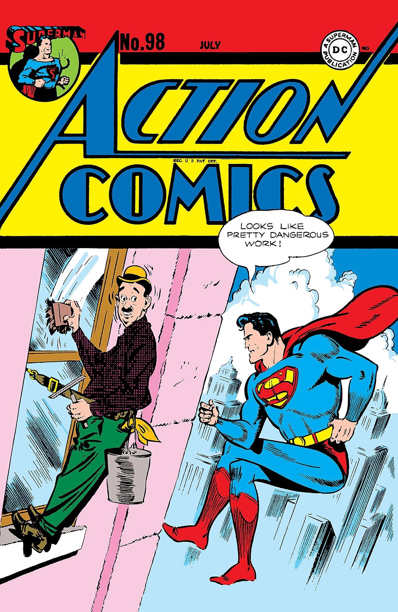 Action Comics (1938-2011) #98