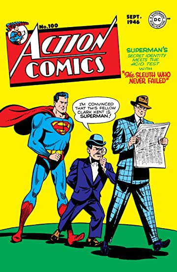 Action Comics (1938-2011) #100