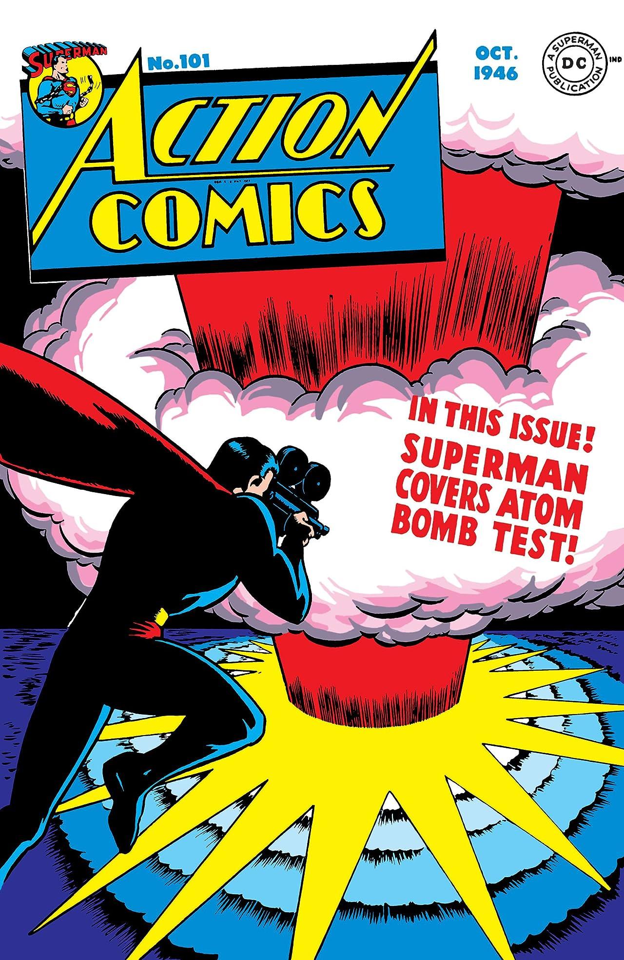 Action Comics (1938-2011) #101