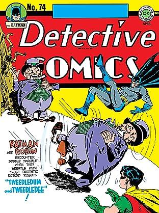 Detective Comics (1937-2011) #74