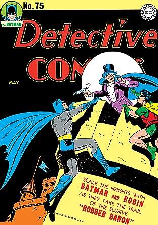 Detective Comics (1937-2011) #75