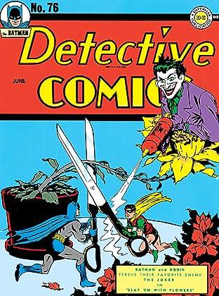 Detective Comics (1937-2011) #76