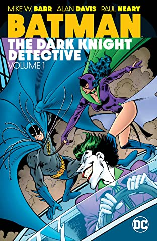 Batman: The Dark Knight Detective  Tome 1