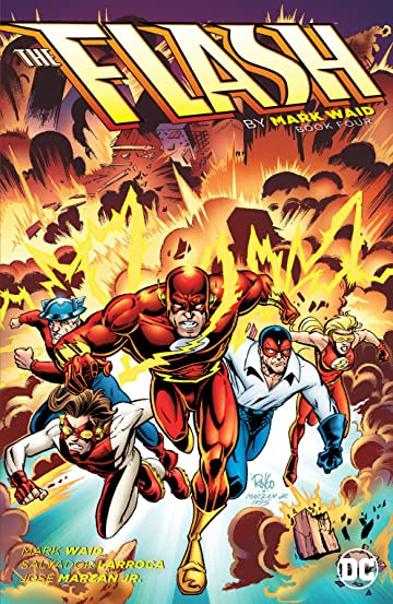 Flash by Mark Waid Book Four