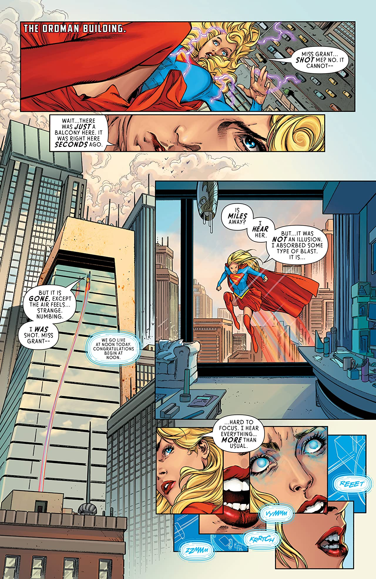 Supergirl (2016-) Vol. 3: Girl of No Tomorrow