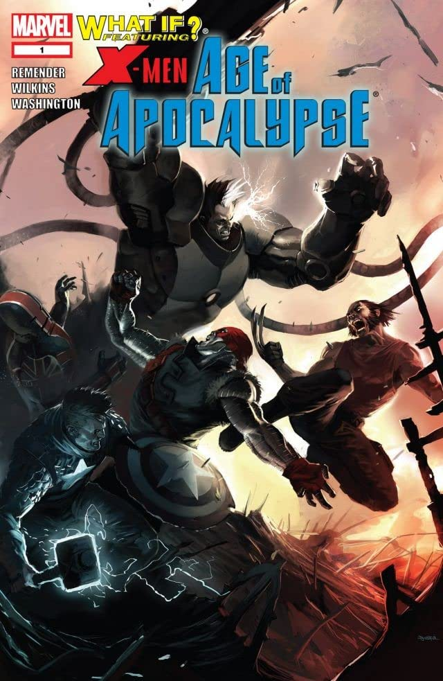 What If? X-Men: Age of Apocalypse
