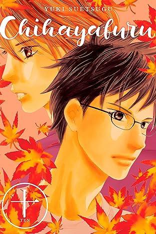 Chihayafuru Tome 10