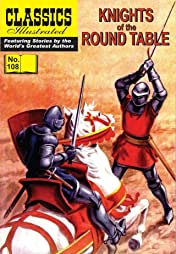 Classics Illustrated #108: Knights of the Round Table