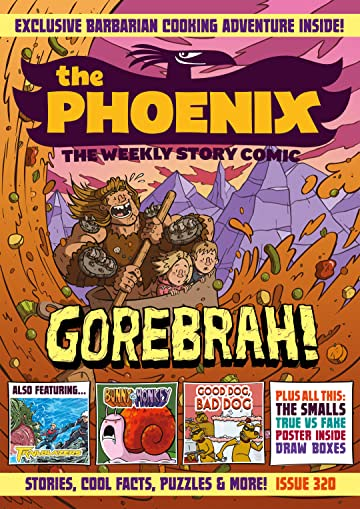 The Phoenix #320: The Weekly Story Comic