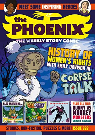 The Phoenix #322: The Weekly Story Comic