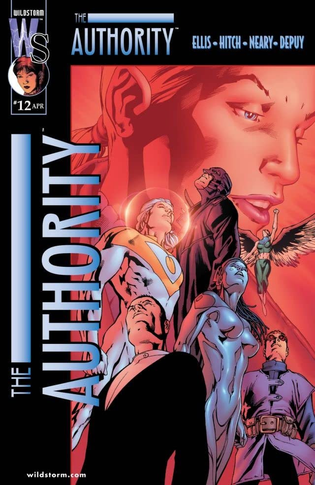 The Authority (1999-2002) #12
