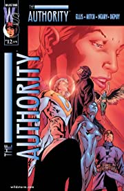 The Authority (1999-2002) #12