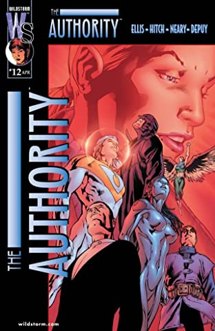 The Authority Vol. 1 #12