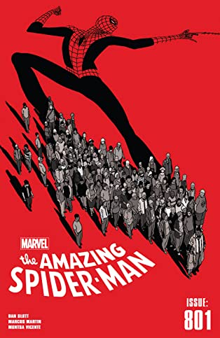 Amazing Spider-Man (2015-2018) #801
