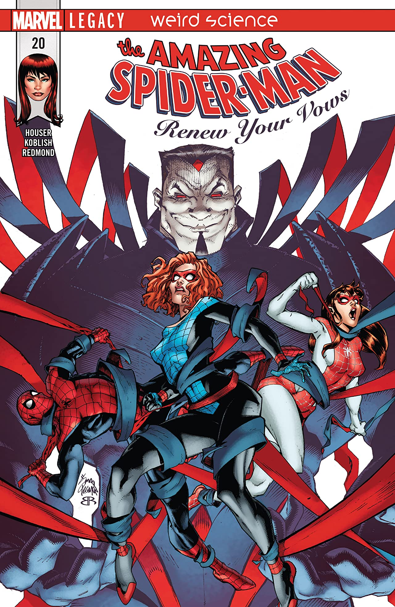 Amazing Spider-Man: Renew Your Vows (2016-) No.20